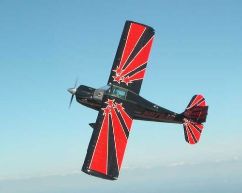 how to become a professional aerobatic pilot